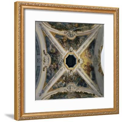 Eighteenth Century Frescoes by Giacomo Serpotta--Framed Giclee Print