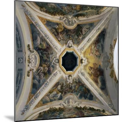 Eighteenth Century Frescoes by Giacomo Serpotta--Mounted Giclee Print