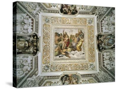 Italy--Stretched Canvas Print