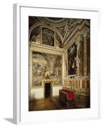 Italy-Guglielmo Caccia-Framed Giclee Print