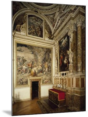 Italy-Guglielmo Caccia-Mounted Giclee Print
