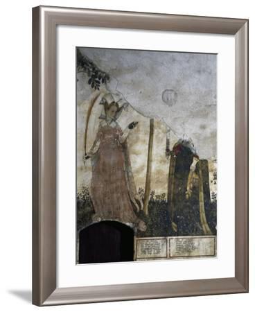 Heroines--Framed Giclee Print