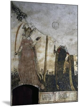 Heroines--Mounted Giclee Print
