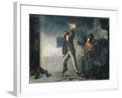 First War of Independence--Framed Giclee Print