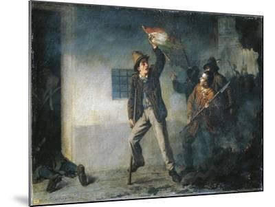 First War of Independence--Mounted Giclee Print