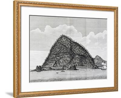 Hippa Island--Framed Giclee Print