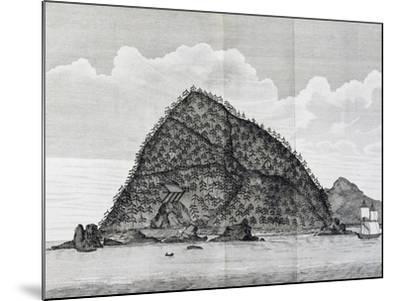 Hippa Island--Mounted Giclee Print