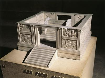 Roman Civilization B.C.--Framed Giclee Print