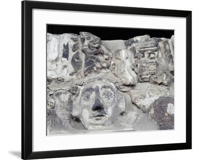 Severed Heads--Framed Giclee Print