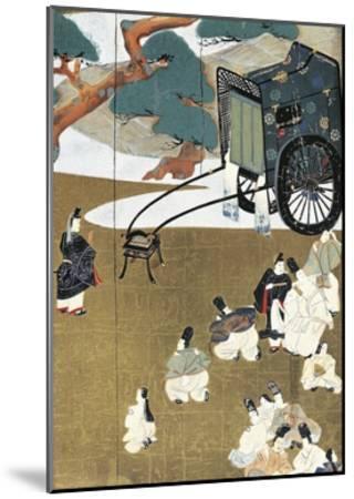 Genji Monogatari--Mounted Giclee Print