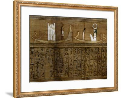 Journey to Hereafter--Framed Giclee Print