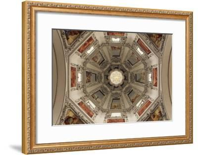 Dome with Scenes from Old Testament--Framed Giclee Print