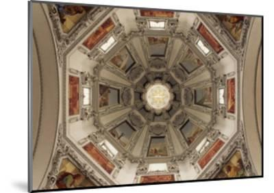 Dome with Scenes from Old Testament--Mounted Giclee Print