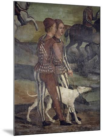 Hunting Party Organized in King Christian of Denmark's Honor by Bartolomeo Colleoni--Mounted Giclee Print