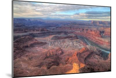 Grand Vista, Dead Horse Point, Southern Utah-Vincent James-Mounted Photographic Print
