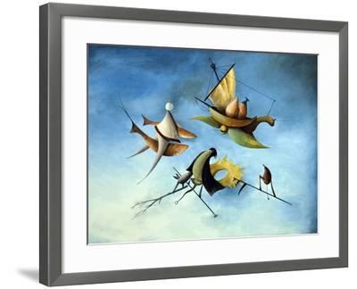 Passion of Mine-Vaan Manoukian-Framed Art Print
