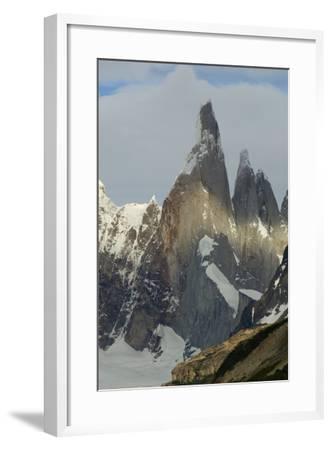 Cerro Torre-Tony Waltham-Framed Photographic Print
