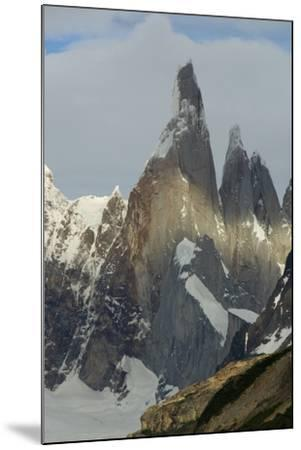 Cerro Torre-Tony Waltham-Mounted Photographic Print