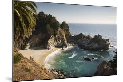 Mcway Falls-Stuart Black-Mounted Photographic Print