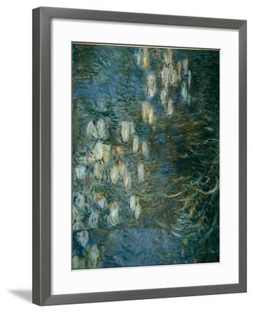 Waterlilies-Claude Monet-Framed Art Print