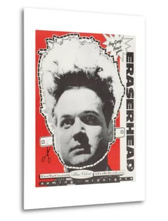 Eraserhead--Metal Print