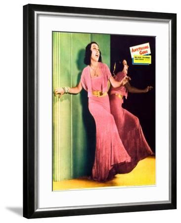 Anything Goes--Framed Art Print