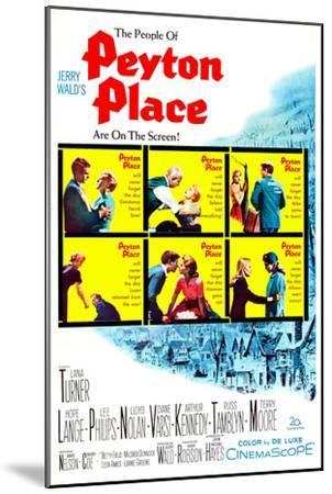 Peyton Place--Mounted Art Print