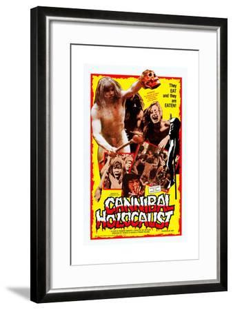 Cannibal Holocaust--Framed Art Print