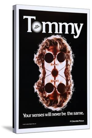 Tommy--Stretched Canvas Print