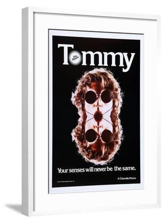 Tommy--Framed Art Print