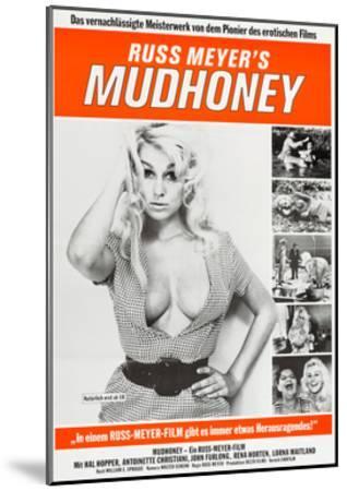 Mudhoney--Mounted Art Print