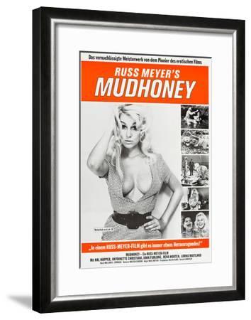 Mudhoney--Framed Art Print