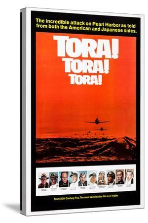 Tora! Tora! Tora!--Stretched Canvas Print