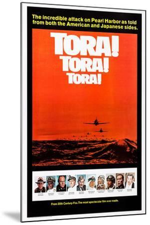 Tora! Tora! Tora!--Mounted Art Print
