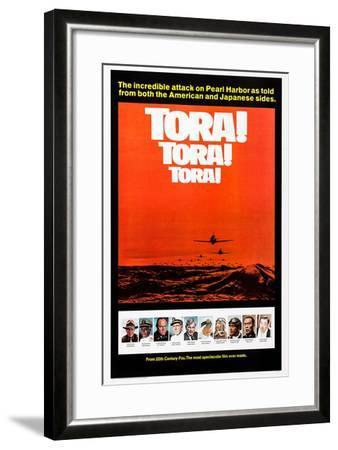 Tora! Tora! Tora!--Framed Art Print