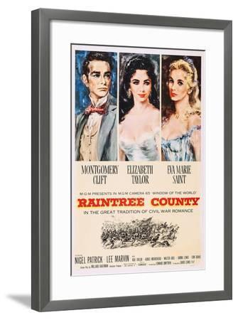 Raintree County--Framed Art Print