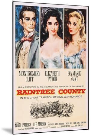 Raintree County--Mounted Art Print