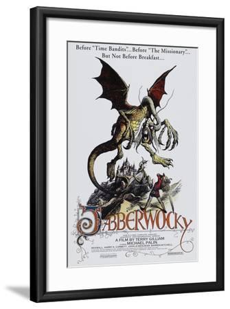 Jabberwocky--Framed Art Print