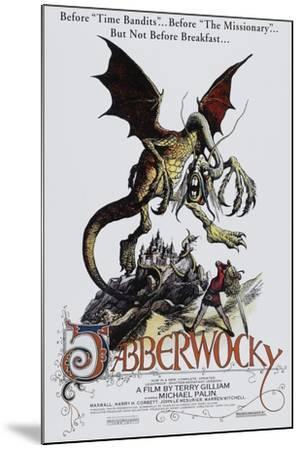 Jabberwocky--Mounted Art Print