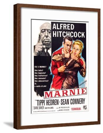 Marnie--Framed Art Print