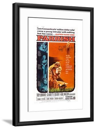 Parrish--Framed Art Print