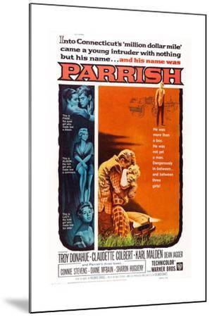 Parrish--Mounted Art Print