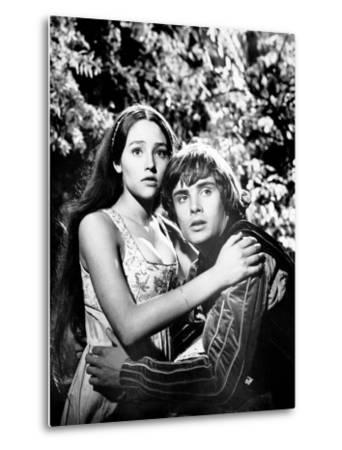 Romeo and Juliet--Metal Print