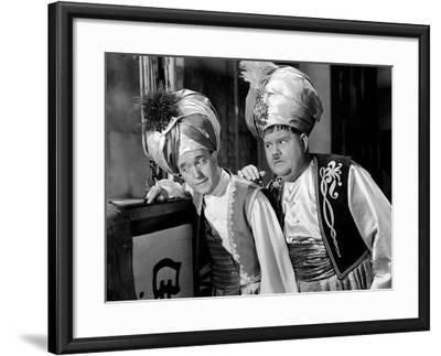 A-Haunting We Will Go--Framed Photo