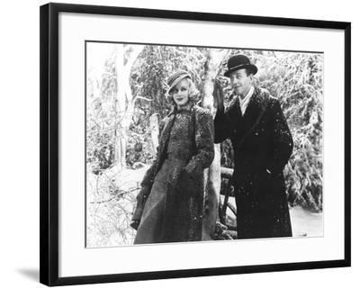 Swing Time--Framed Photo