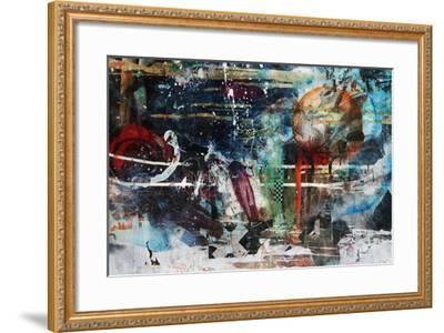 Feel Something-Alex Cherry-Framed Art Print