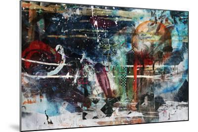 Feel Something-Alex Cherry-Mounted Art Print