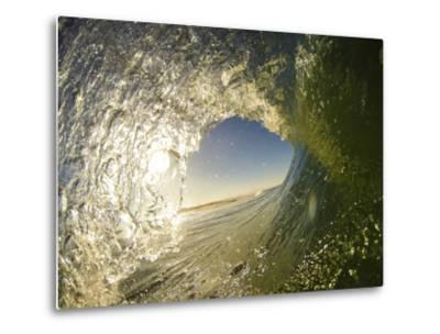 Surfers and the Waves They Ride-Daniel Kuras-Metal Print
