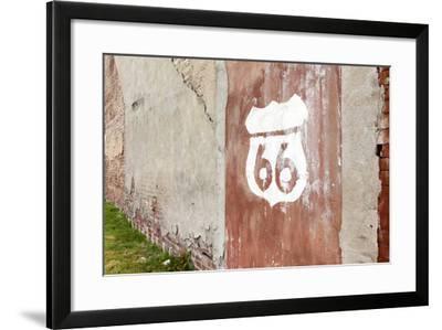 Galena, Kansas, USA. Route 66-Julien McRoberts-Framed Photographic Print
