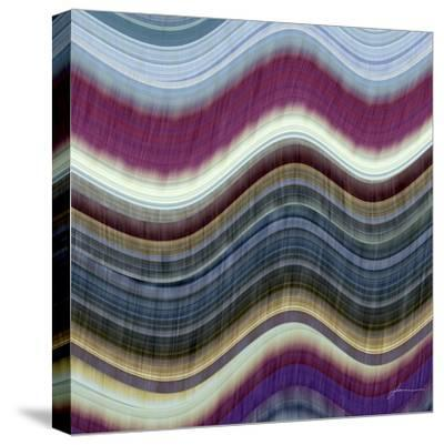 Rumba II-James Burghardt-Stretched Canvas Print